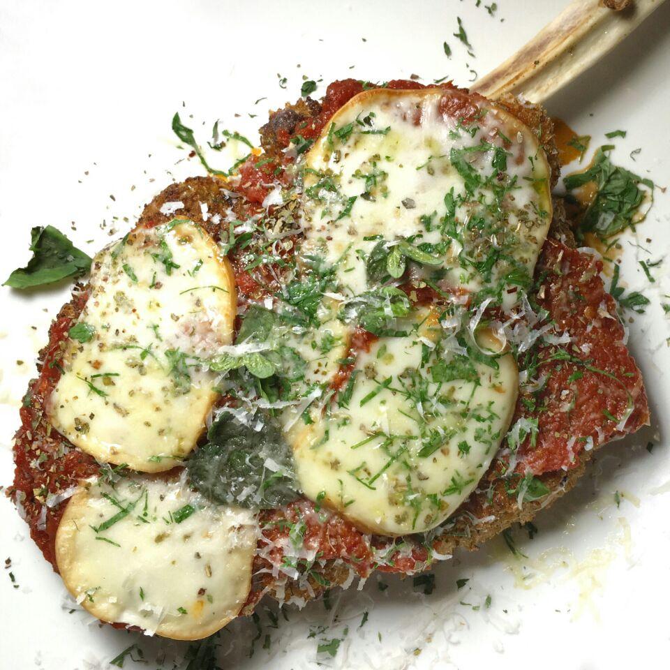 For Hearty Italian-American Fare