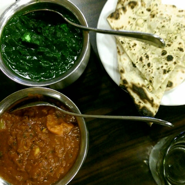 For Affordable North Indian Food