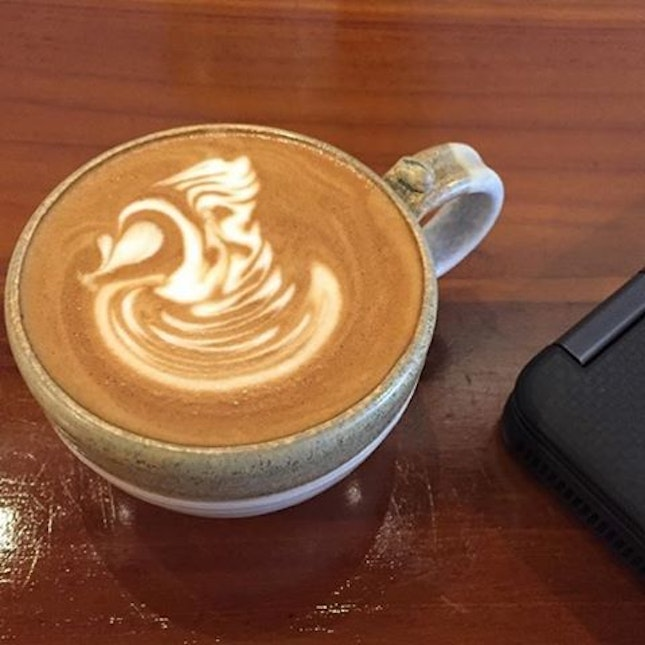 For Great Coffee and a Knowledge Session