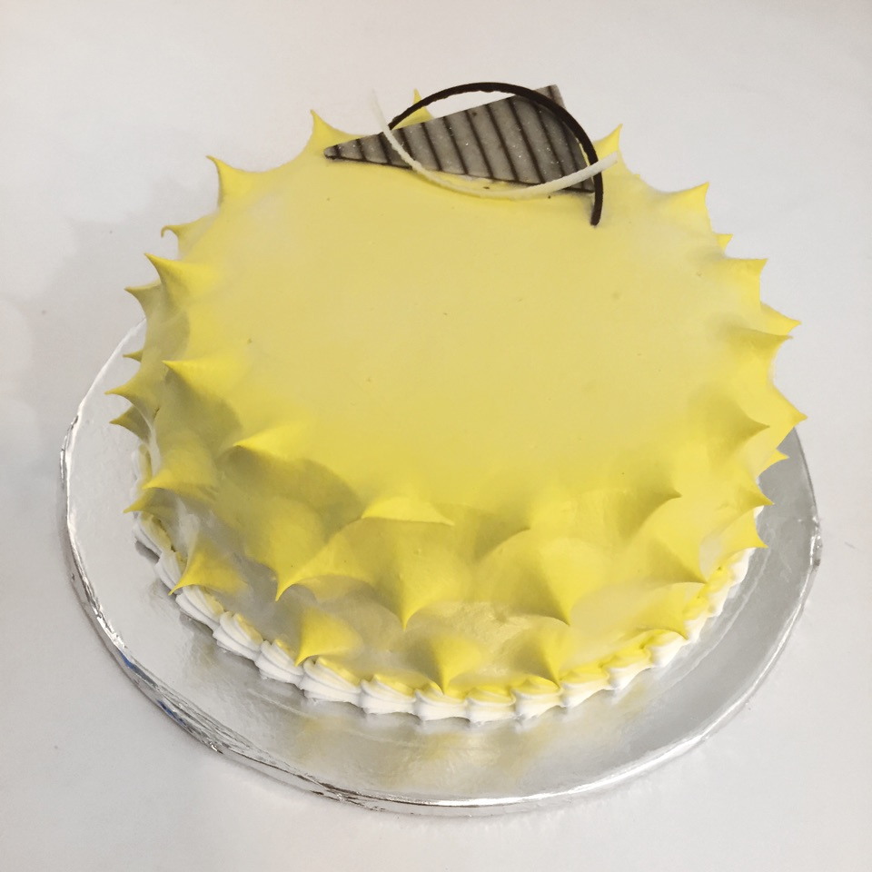 For the Best Durian Cake