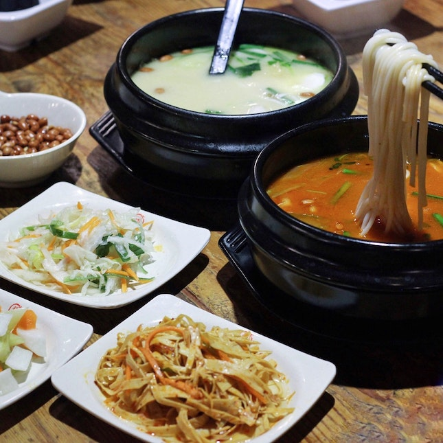 For Comforting Noodles in VivoCity