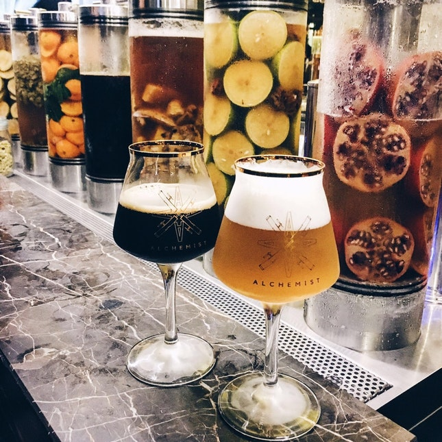 For One-of-a-Kind Infused Beers