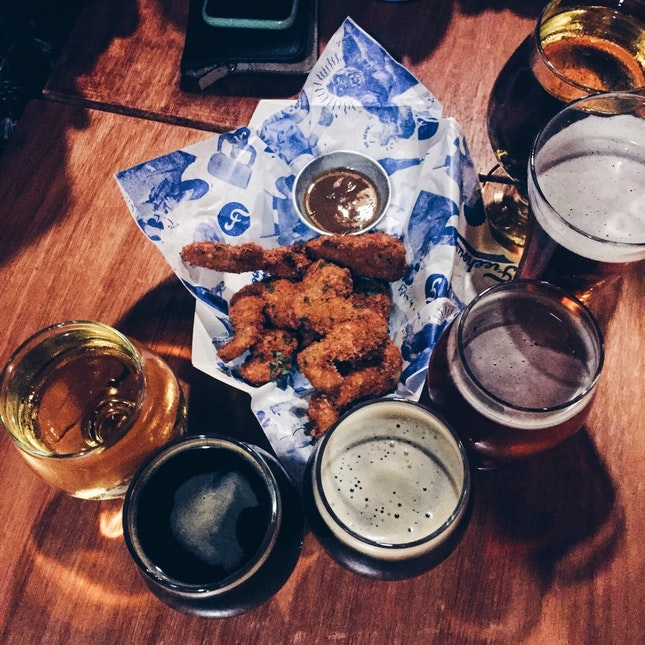 For After-Work Craft Beers and Ciders