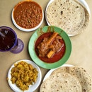 For A Simple Chapati Meal