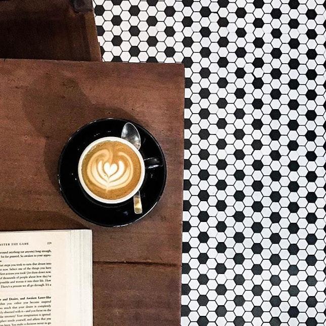 For a Coffee Break Between Errands