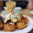 For Pretty Waffles That Hit The Spot