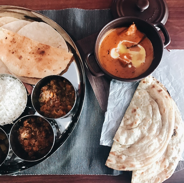 For Quality Indian Breads And Biryani