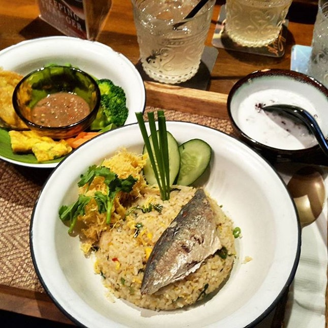 For Tasty Thai Fare In A Swanky Spot