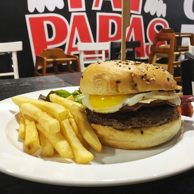 For Halal-Friendly Burgers in Bugis
