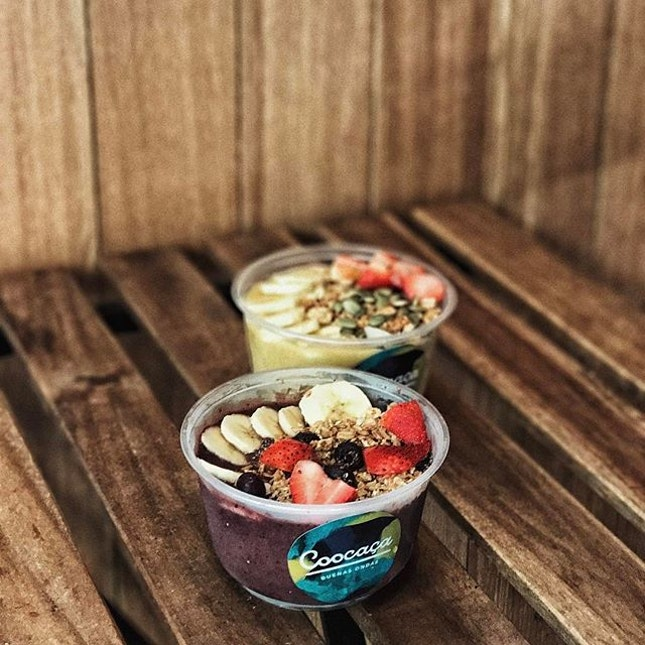 For a Refreshing Acai Bowl in Town