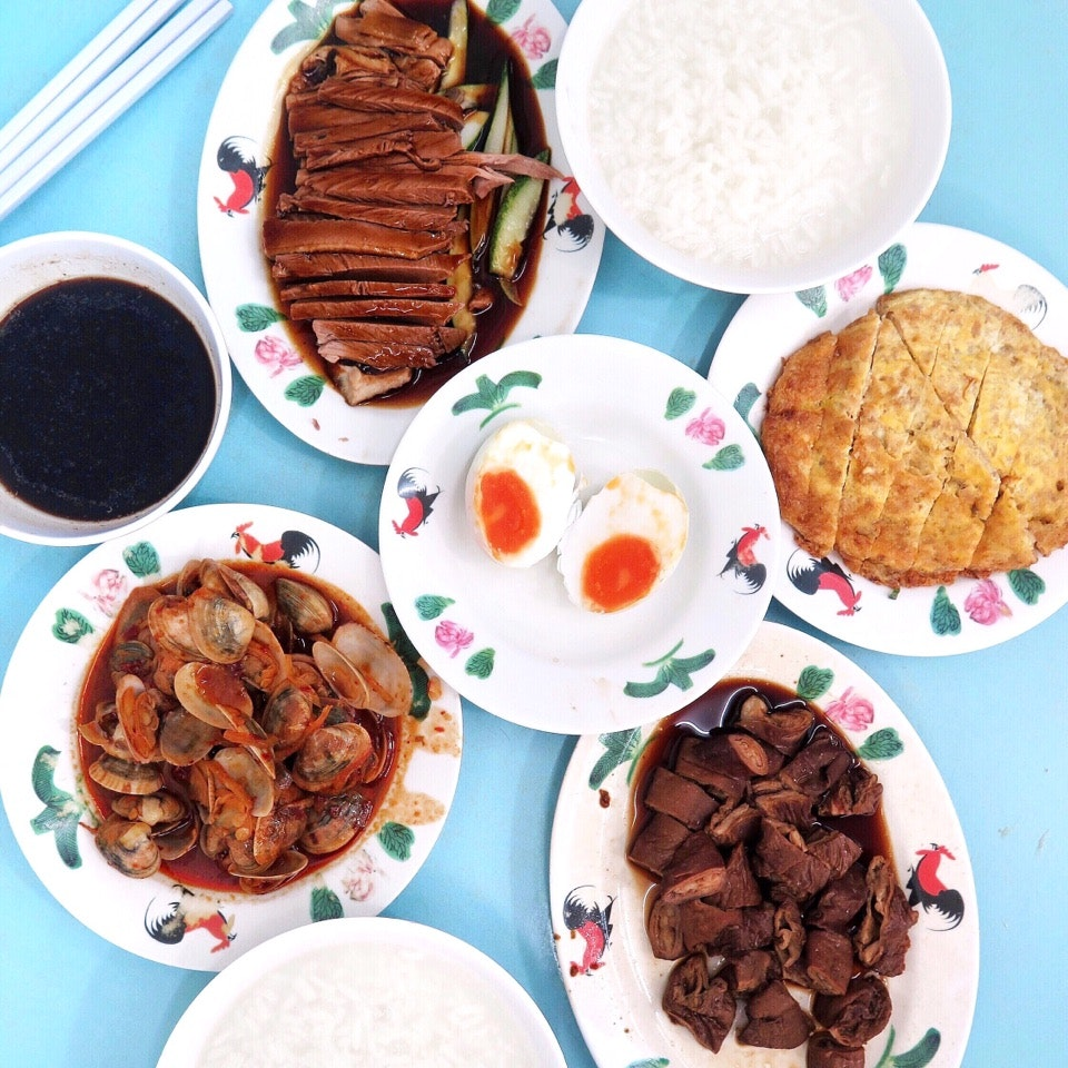 For Teochew Porridge that Never Disappoints