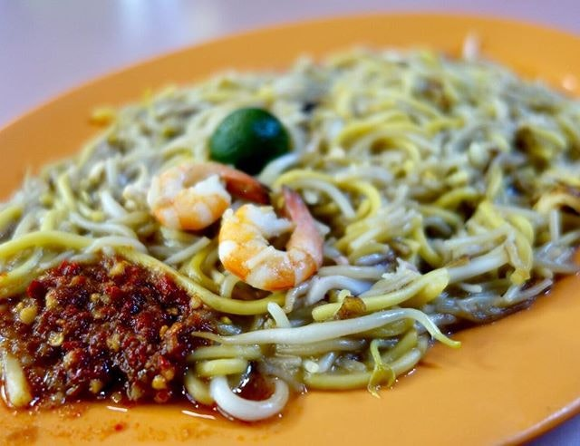For Expertly Fried Hokkien Mee