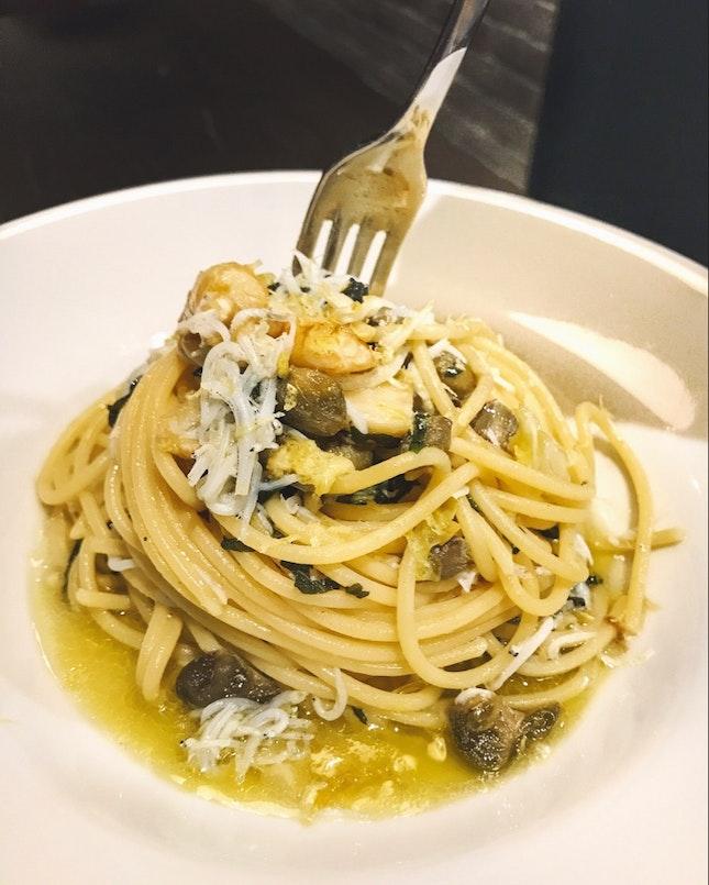 For an Italian Date Night