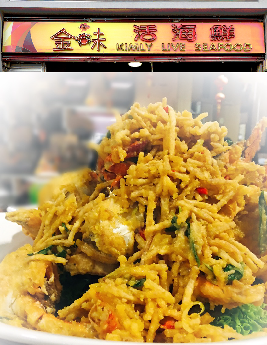 For Crabs and Zi Char in Jurong
