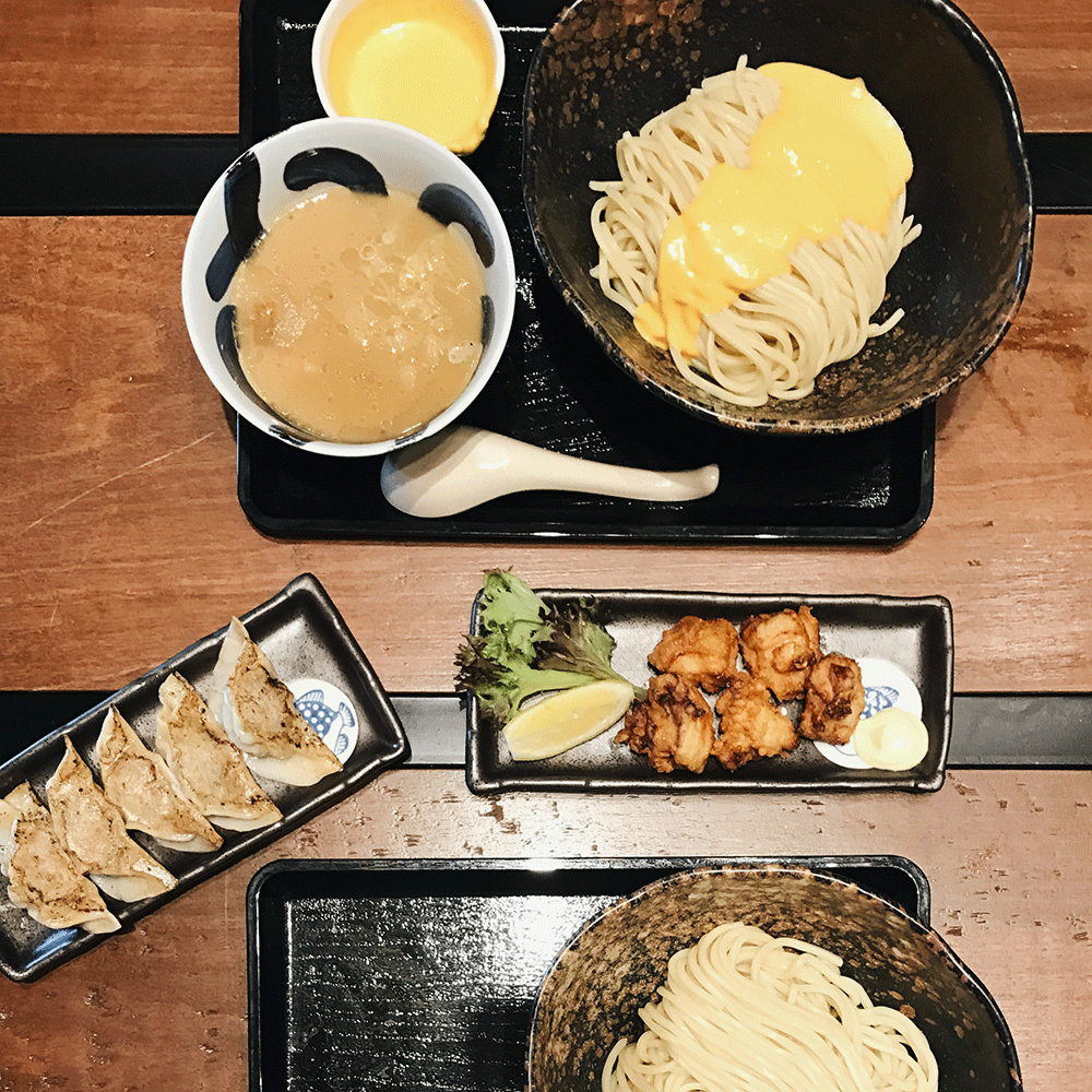 For KL's First Tsukemen Specialist
