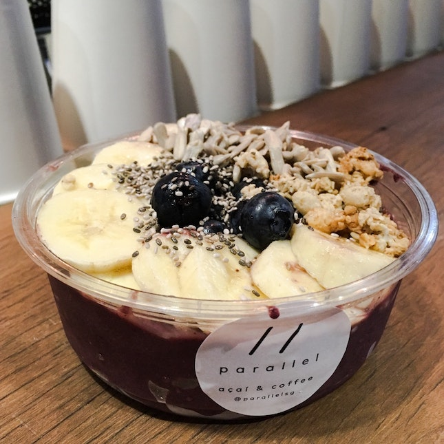 For Acai Bowls in the CBD