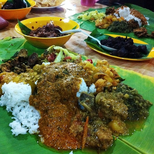 For A Superb Mamak Supper