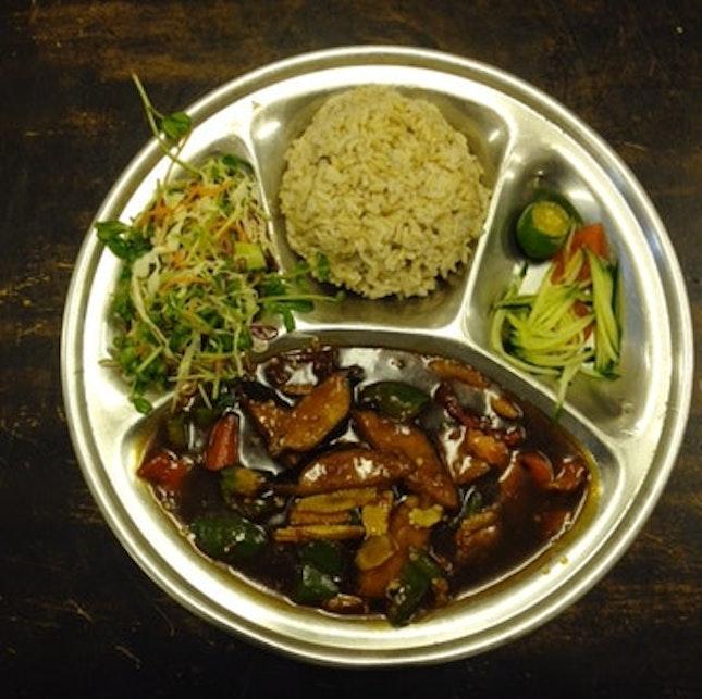 For The Vegetarian Bak Kut Teh