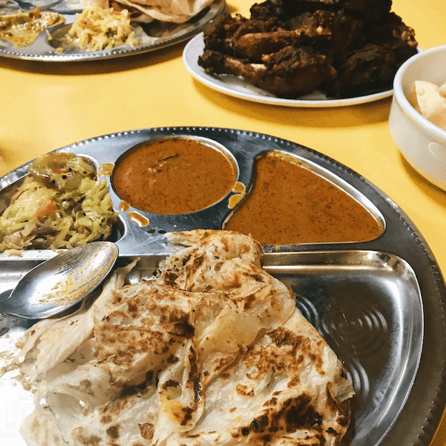 For Spot-On Curries And More
