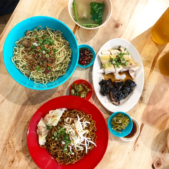 For Sitiawan-Inspired Kampua Noodles