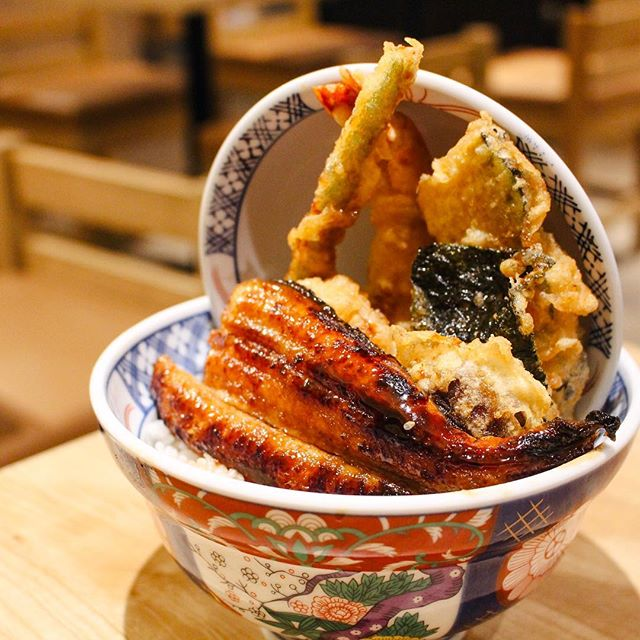 For Both Tendon and Ramen