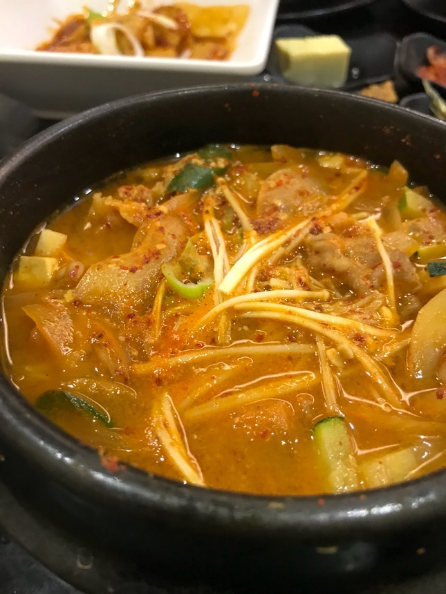 For Authentic Korean Cooking