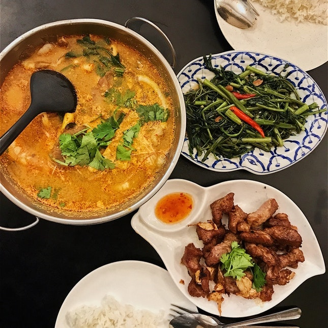For Reliably Good Thai Eats