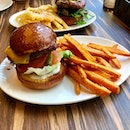 For Easy Lunchtime Burgers