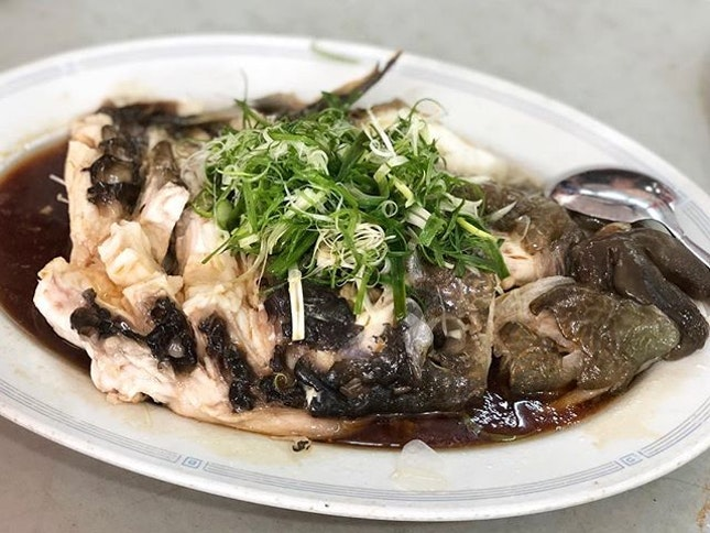 For Fresh, Succulent Steamed Fish