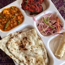For North Indian Fare on Sixth Avenue