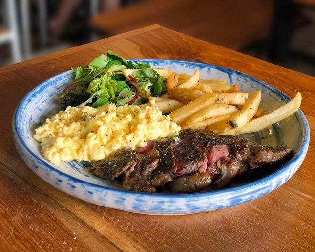 For Halal-Friendly Breakfast Steaks