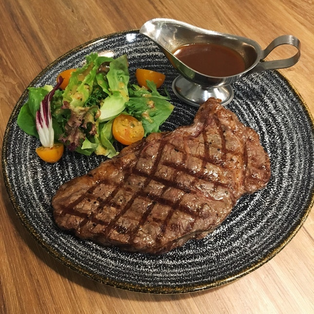 For Delicious Cook-To-Order Steaks