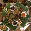 For Communal Balinese Platters