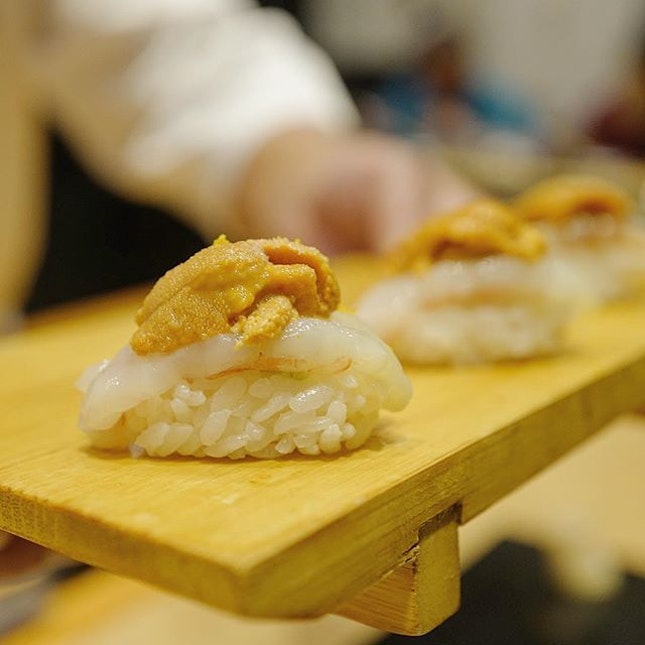 For A Stellar Omakase Experience