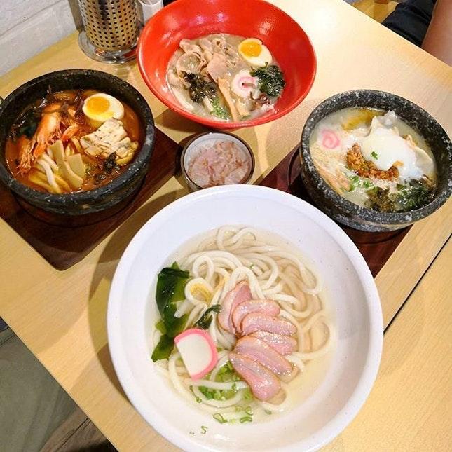 For Freshly Made Sanuki Udon