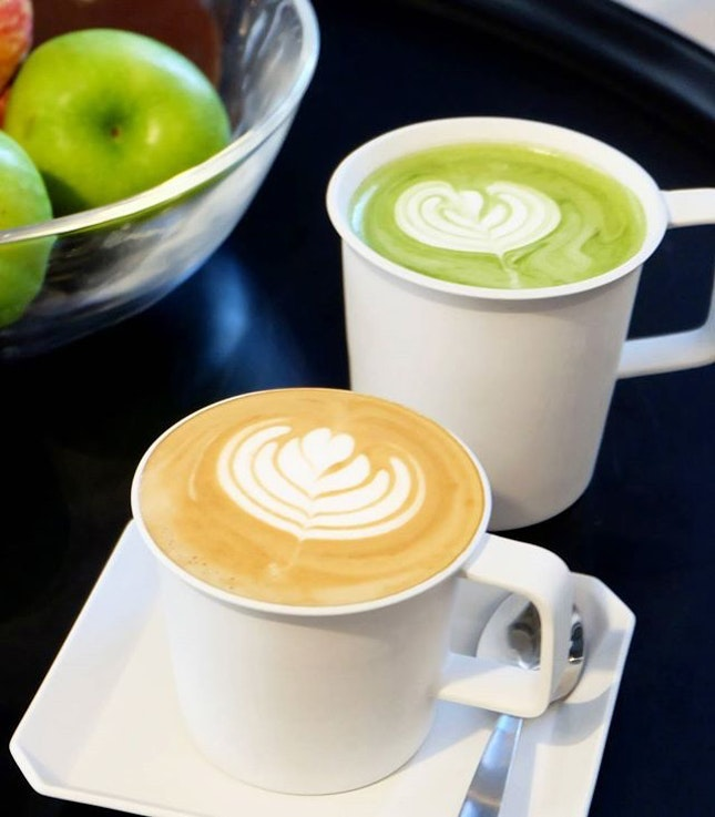 For Dirty Matcha and More