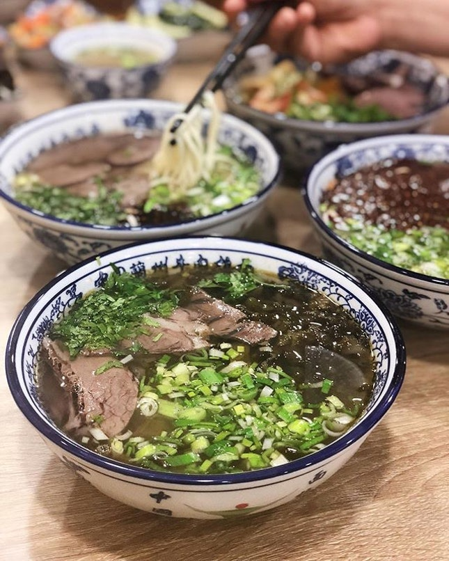 For a Halal-Friendly Beef Noodle Lunch