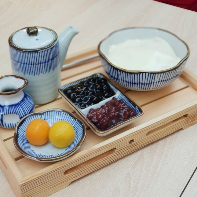 For All Kinds of Soy Milk Desserts