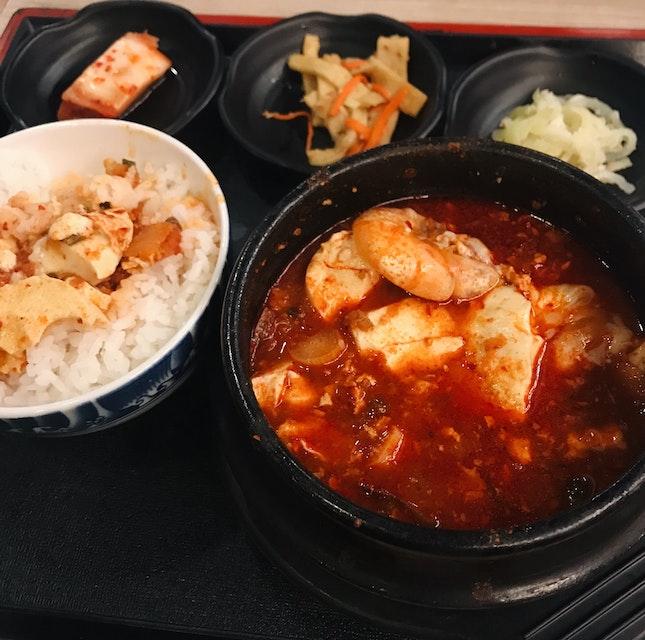 For Quality Korean Set Meals
