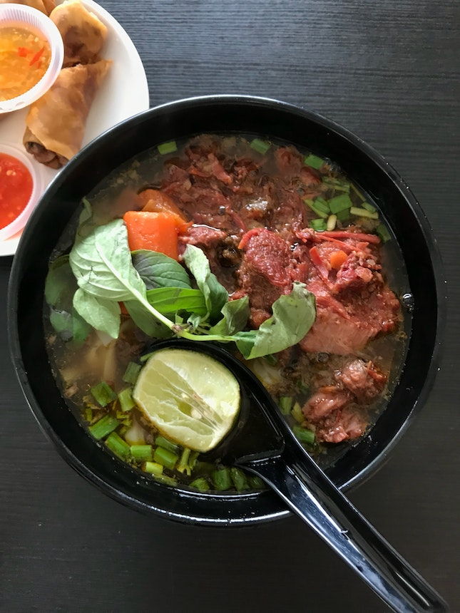 For Consistently Good Beef Pho