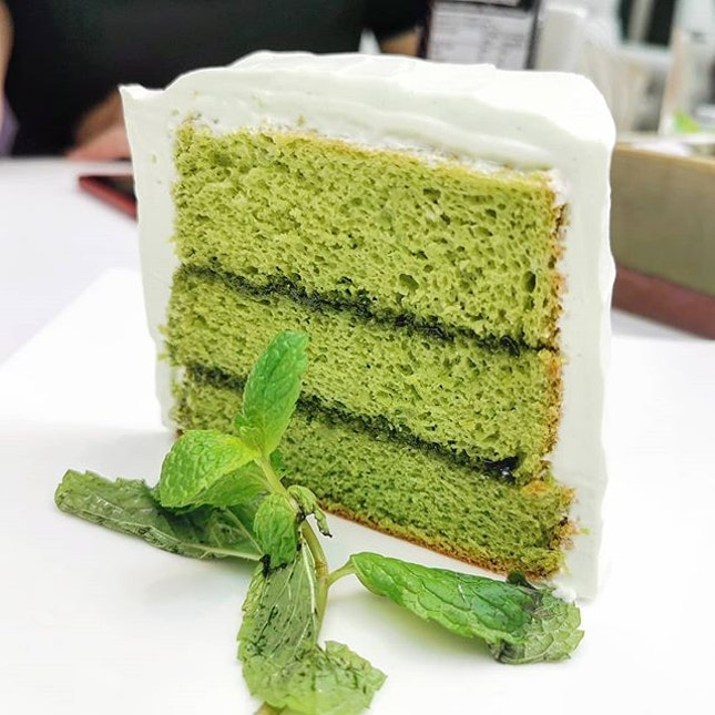 For Fantastic Pandan Chiffon Cake