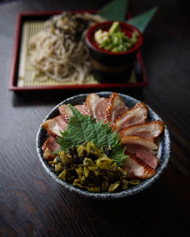 For 1-for-1 Smoked Duck Bowls and More
