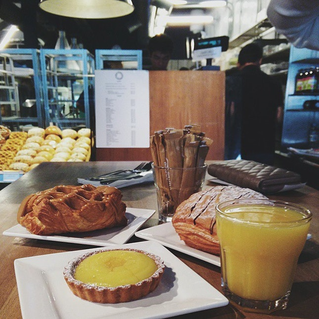 For Catch-Ups Over Pastry & Coffee