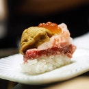 For a Top-of-the-Line Wagyu and Seafood Omakase Experience