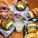 For Simply Good Burgers in Bukit Jalil