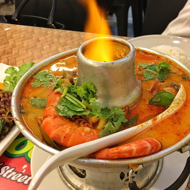 For Thai Seafood Dishes That Impress