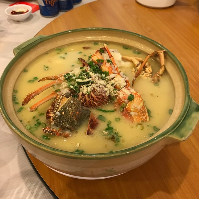 For Comforting Lobster Porridge and More
