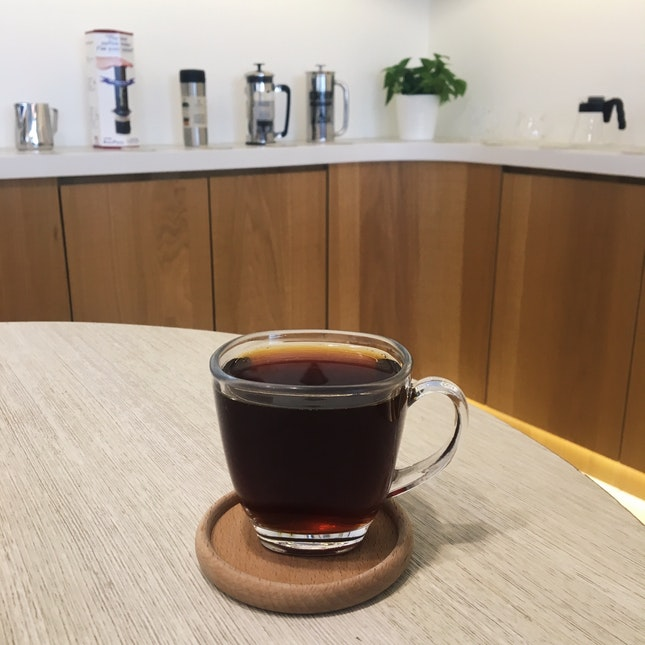 For Chill Vibes and Great Coffee