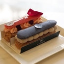 For 1-for-1 Insta-worthy Eclairs with Mom