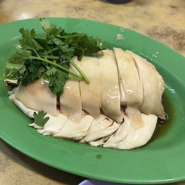 Best Old School Chicken Rice & Dishes